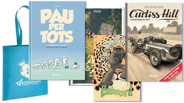 PPT 25 + cómics animales