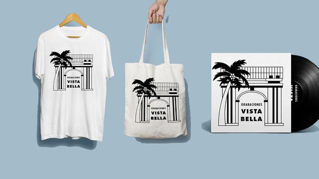 Grabaciones Vistabella Vol.0 + Camiseta + Tote bag