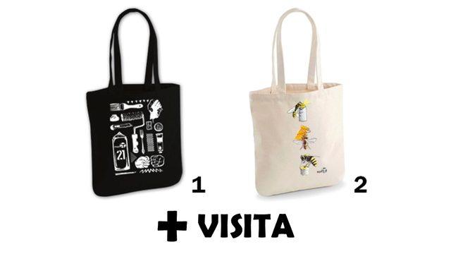 Pack 1: Bossa + Visita guiada