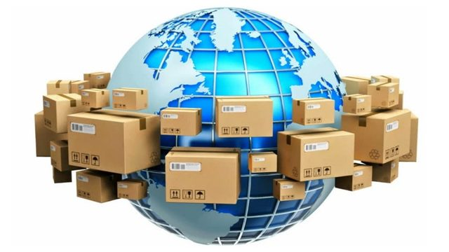 Etiqueta envíos internacionales