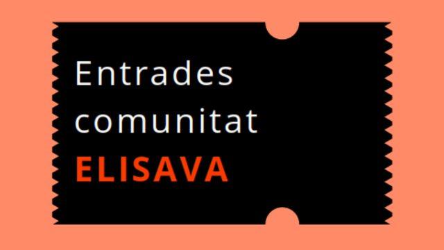 Entrada evento de presentación (Exclusivo comunidad Elisava)