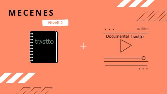Libreta trustto + Documental (Formato online)
