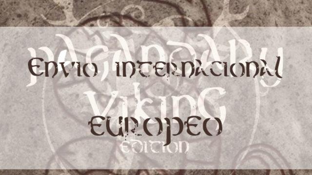Envio internacional EUROPEO