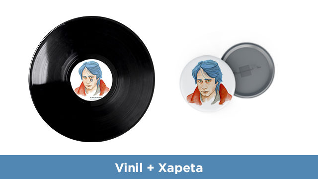 Vinil + Xapa