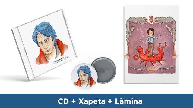 CD + Xapa + Làmina