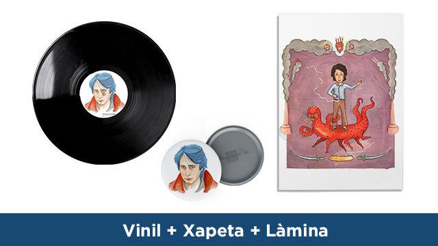 Vinil + Xapa + Làmina