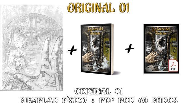 La Torre del Elefante con Original 01