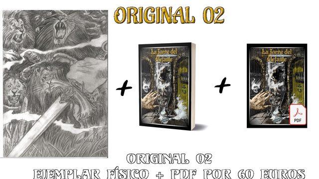 La Torre del Elefante con Original 02
