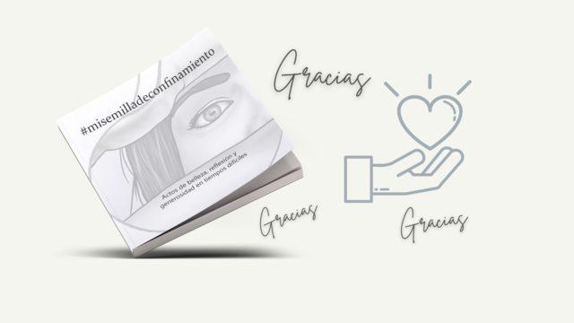 Libro #misemilladeconfinamiento + Agradecimientos + Aportación solidaria