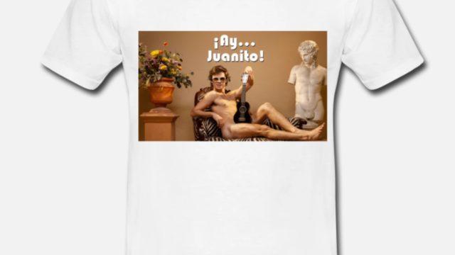 Mecenas camiseta