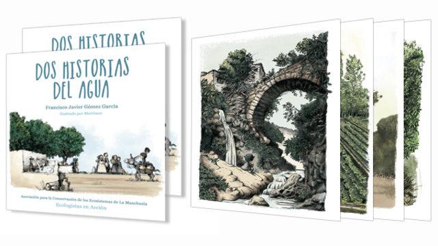2 Libros + 4 láminas