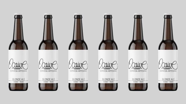 Paquet 6 cerveses Ocaive Rubia - Marina Alta