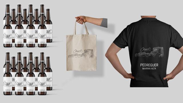 Paquet 24 cerveses Ocaive Rubia + Camiseta - Península