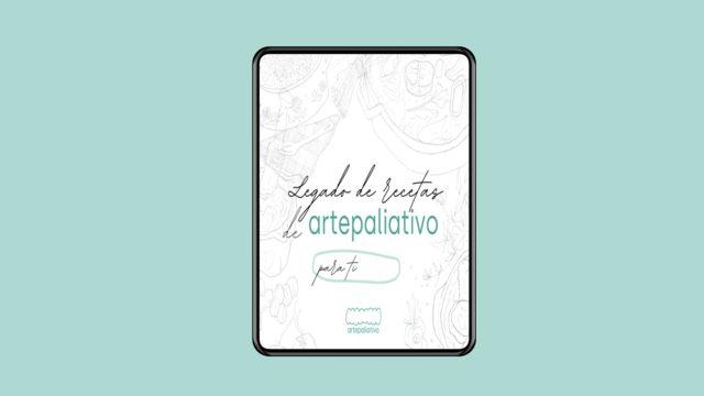 Libro de recetas virtual de edición limitada + Agradecimento público