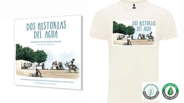 Libro + camiseta