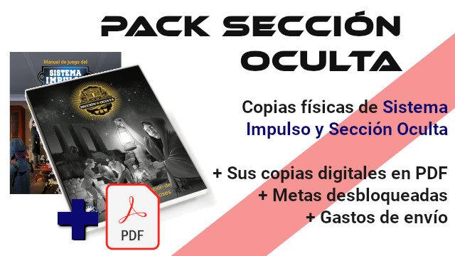 Pack Sección Oculta