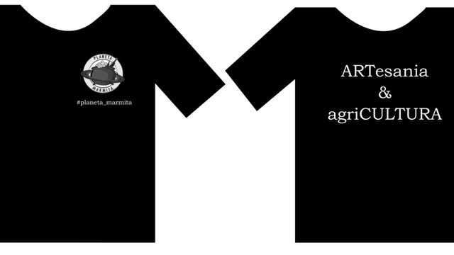 1 camiseta solidaria
