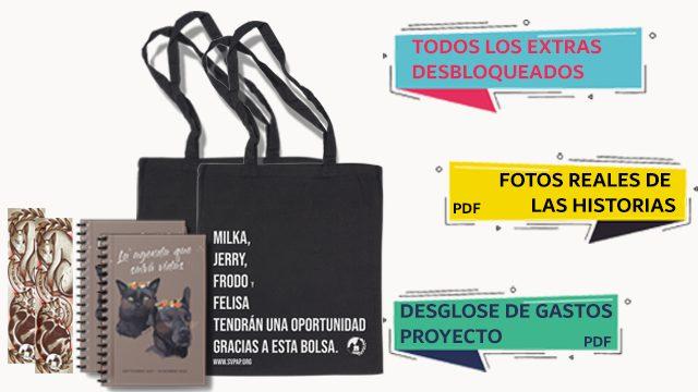 x2 Agenda + x2 Tote Bag