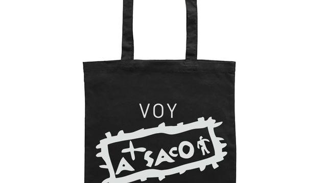 Tote Bag Voy A Saco + Visionado del documental online + Agradecimiento en los créditos