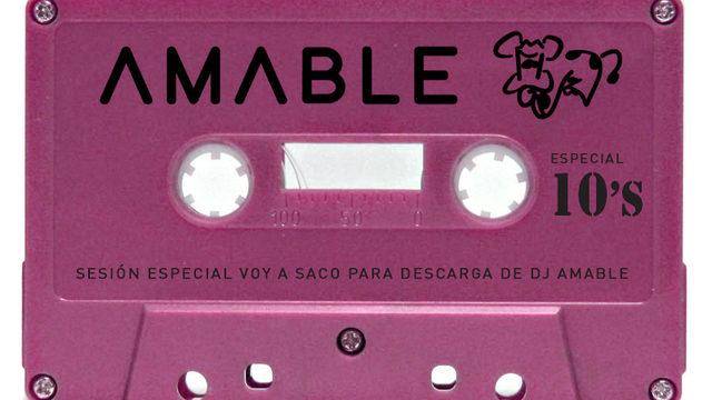 Sesión especial para descarga de Dj Amable 10s + visionado del documental online + Agradecimiento en créditos