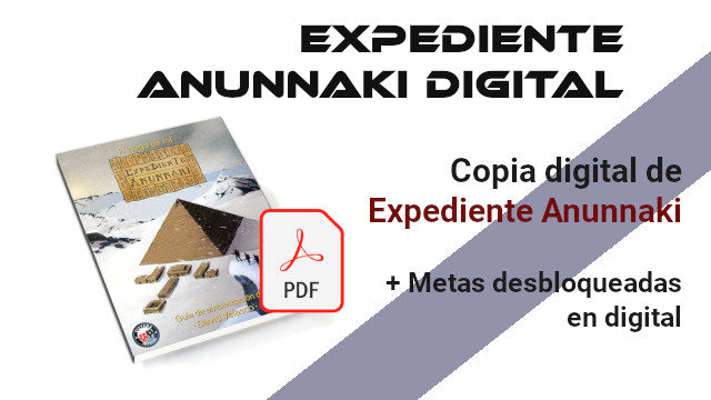 Expediente Anunnaki digital