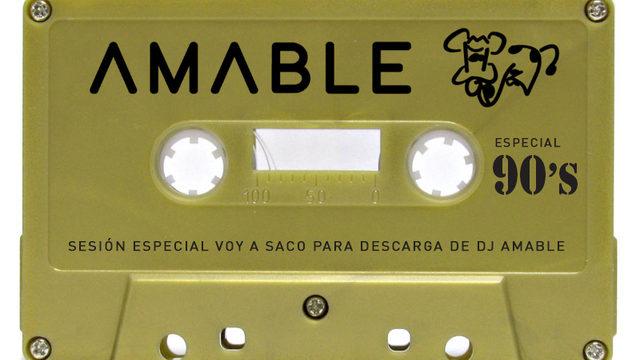 Sesión especial para descarga de Dj Amable 90s + visionado del documental online + Agradecimiento en créditos