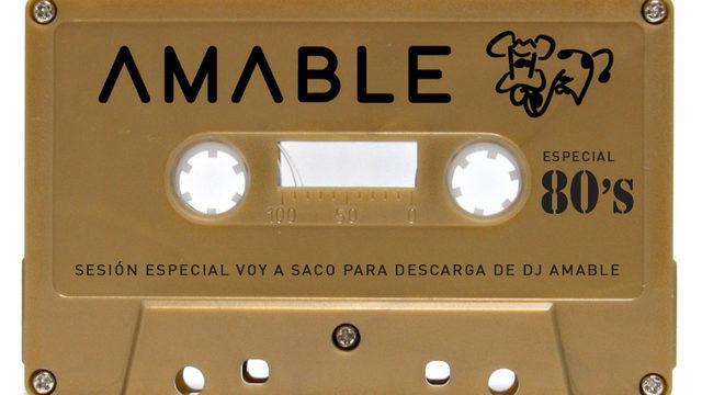 Sesión especial para descarga de Dj Amable 80s + visionado del documental online + Agradecimiento en créditos