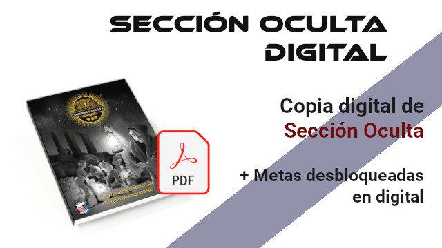 Sección Oculta digital