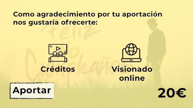 CRÉDITOS + VISIONADO ONLINE