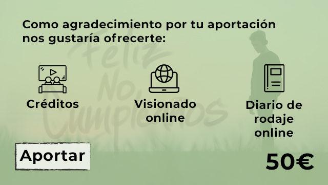 CRÉDITOS + VISIONADO + DIARIO DE RODAJE