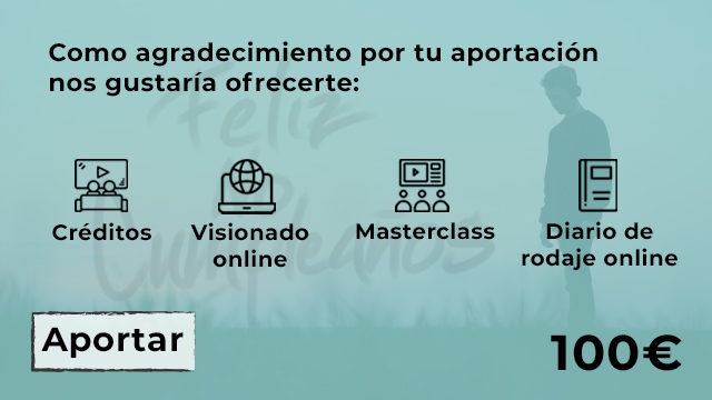 CRÉDITOS + VISIONADO +DIARIO DE RODAJE + MASTERCLASS (MAKING OFF DOCU)