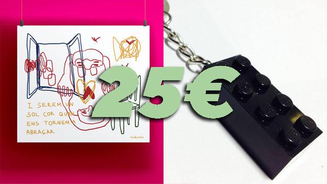 Recompensa 25€