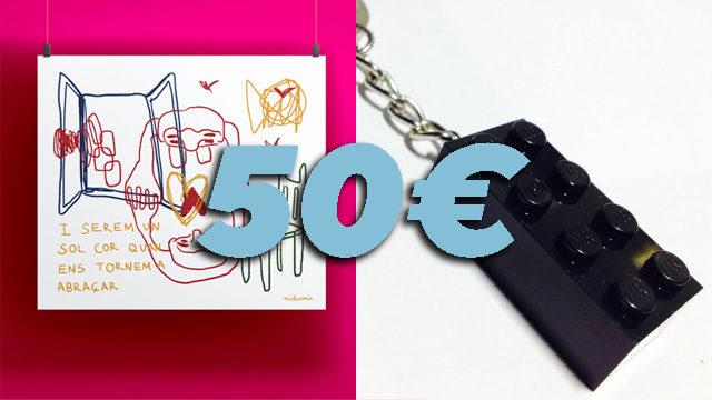 Recompensa 50€