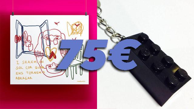Recompensa 75€