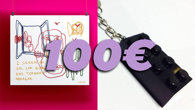 Recompensa 100€