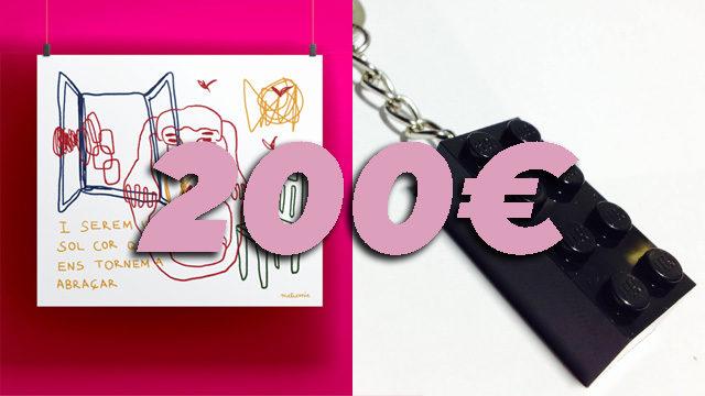 Recompensa 200€