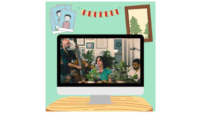CD y entrada en concierto virtual