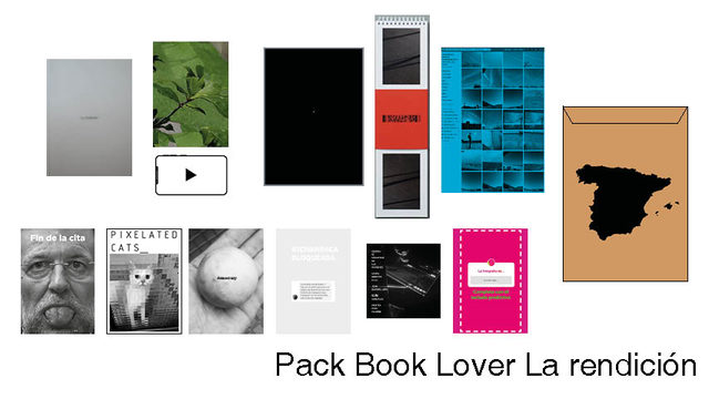 BOOK LOVER PACK
