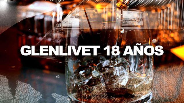 Glenlivet 18 años