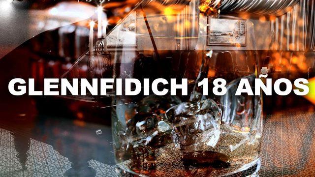 Glennfidich 18 años