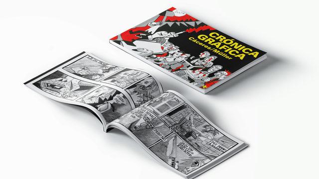 Ejemplar del cómic