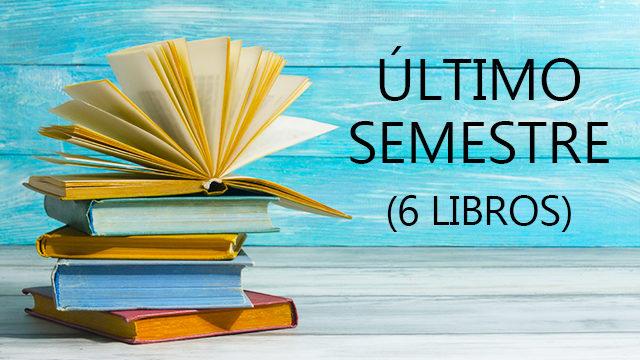 Munyx Semestral 2021 (6 libros)