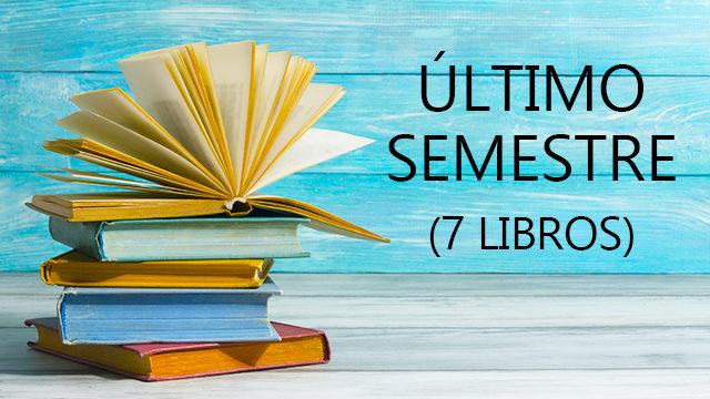 Munyx Semestral 2021 (7 libros)