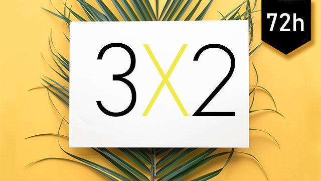 PROMOCIÓN 3X2 (Solo 72h)