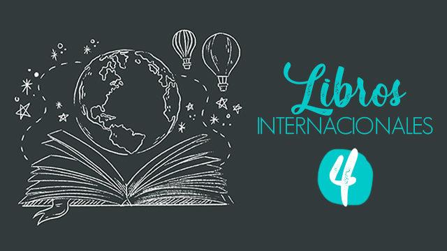 Munyx internacional | 4 libros