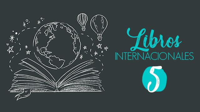 Munyx internacional | 5 libros