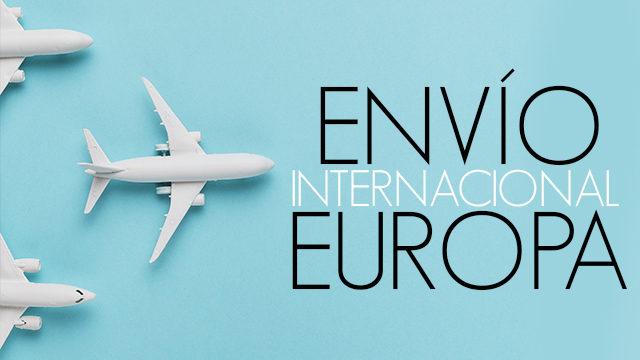 Envío internacional EUROPA