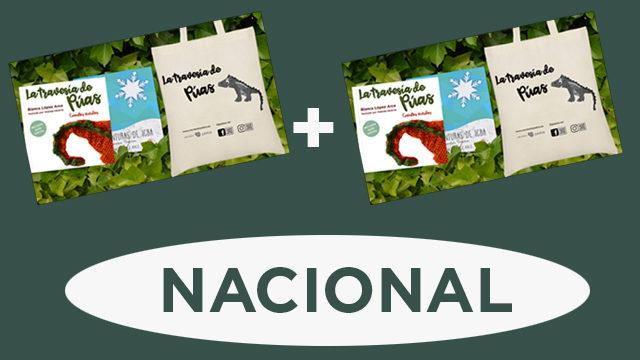 2 Kits dobles NACIONAL (uno para ti y otro para regalar):