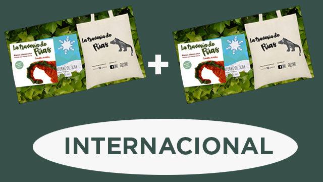 2 Kits dobles INTERNACIONAL (uno para ti y otro para regalar):