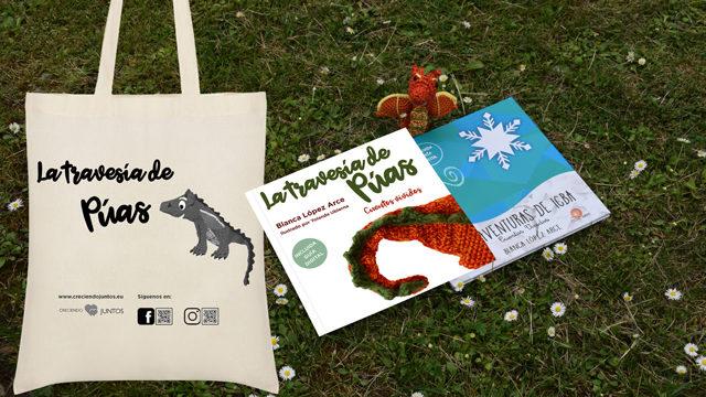 6 Libros + Amigurumi Dragón: